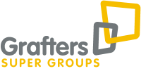 Grafters Super Groups. Logo